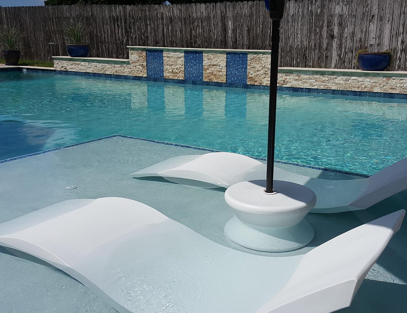 Majestic Custom Pools Houston Texas Gallery Image