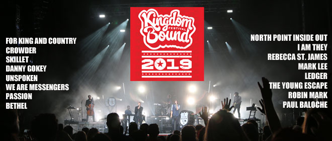 Join us for Kingdom Bound 2019