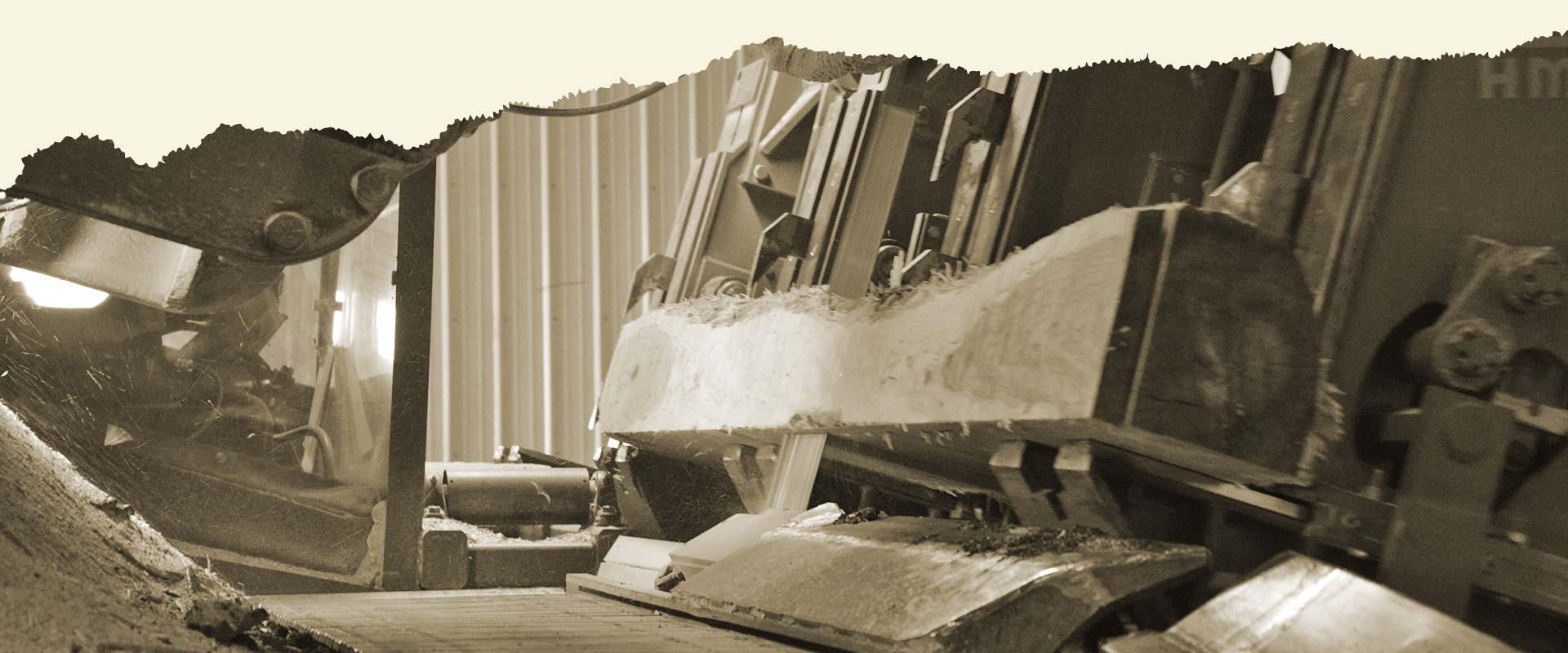 Mohawk Lumber - Sawmill in Applecreek Ohio