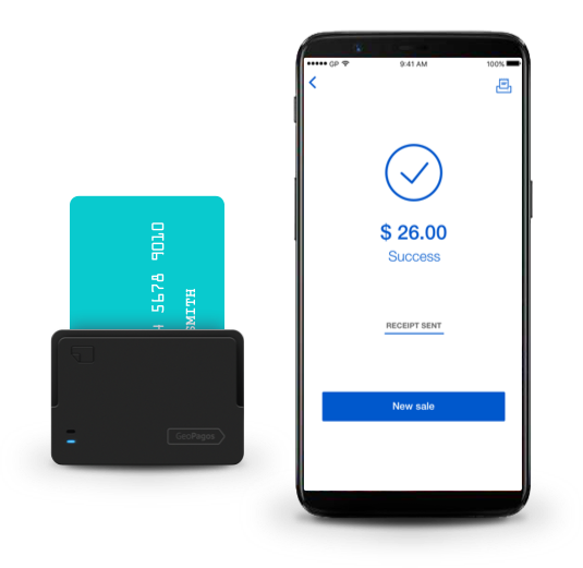 GeoPayments | mPOS Solution