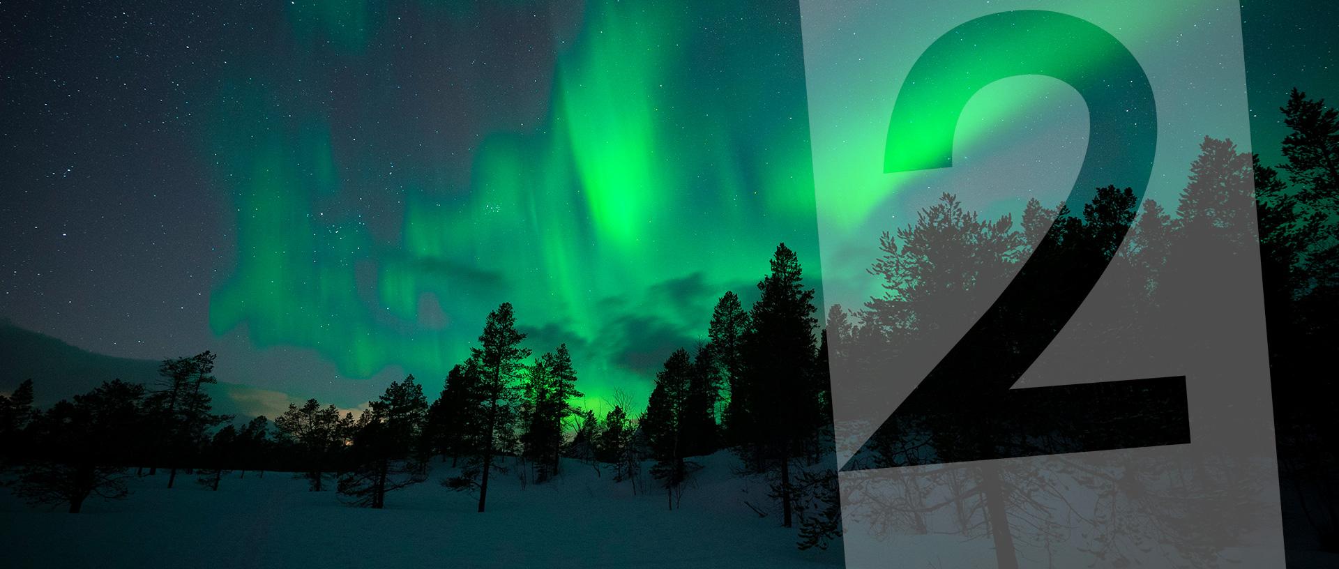 Privater Urlaub im Norden Norwegens. Trotzdem musste die Kamera ein paar Mal gezückt werden. Entstanden sind ein paar eindrückliche Bilder.