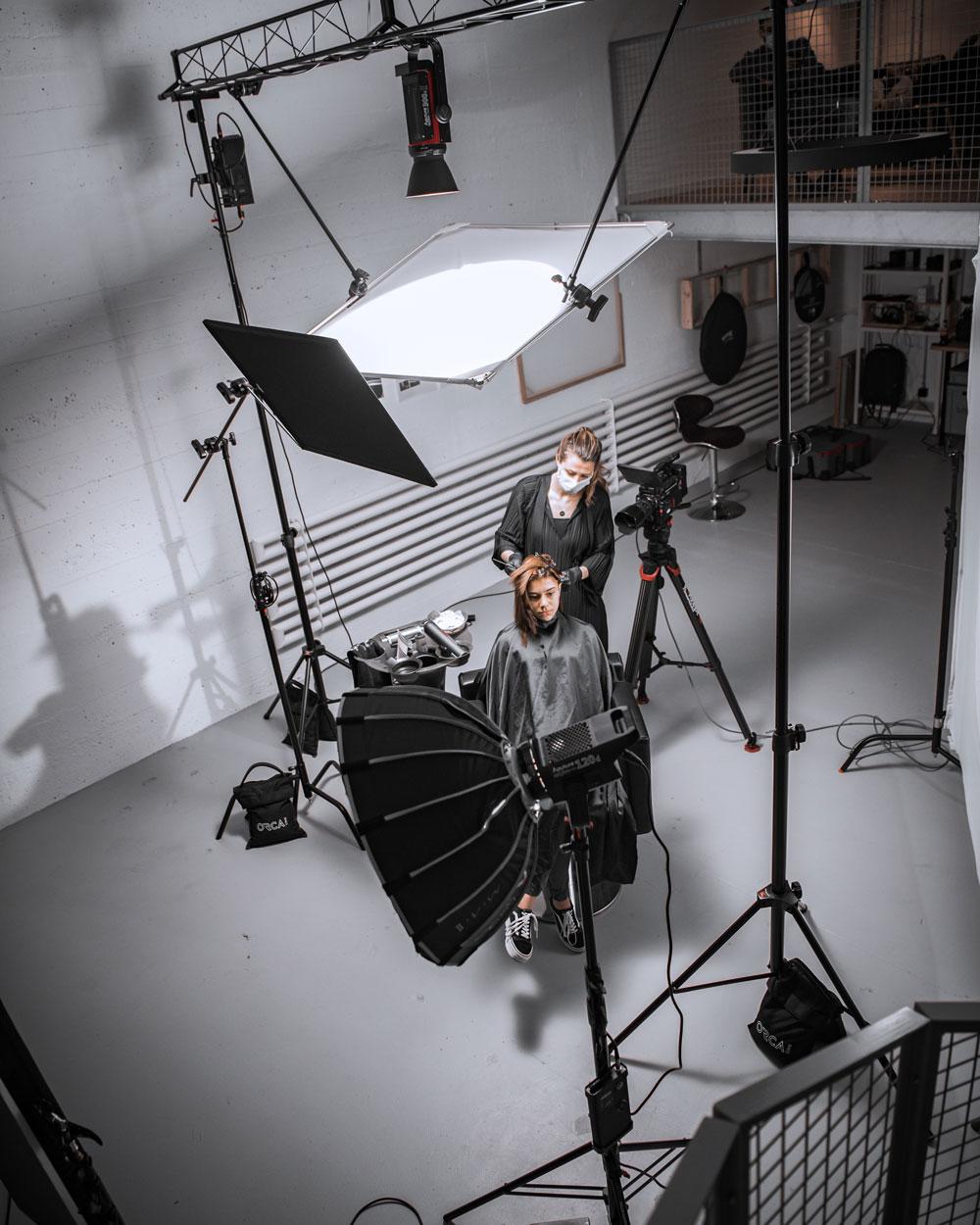 Filmstudio Baden Shooting