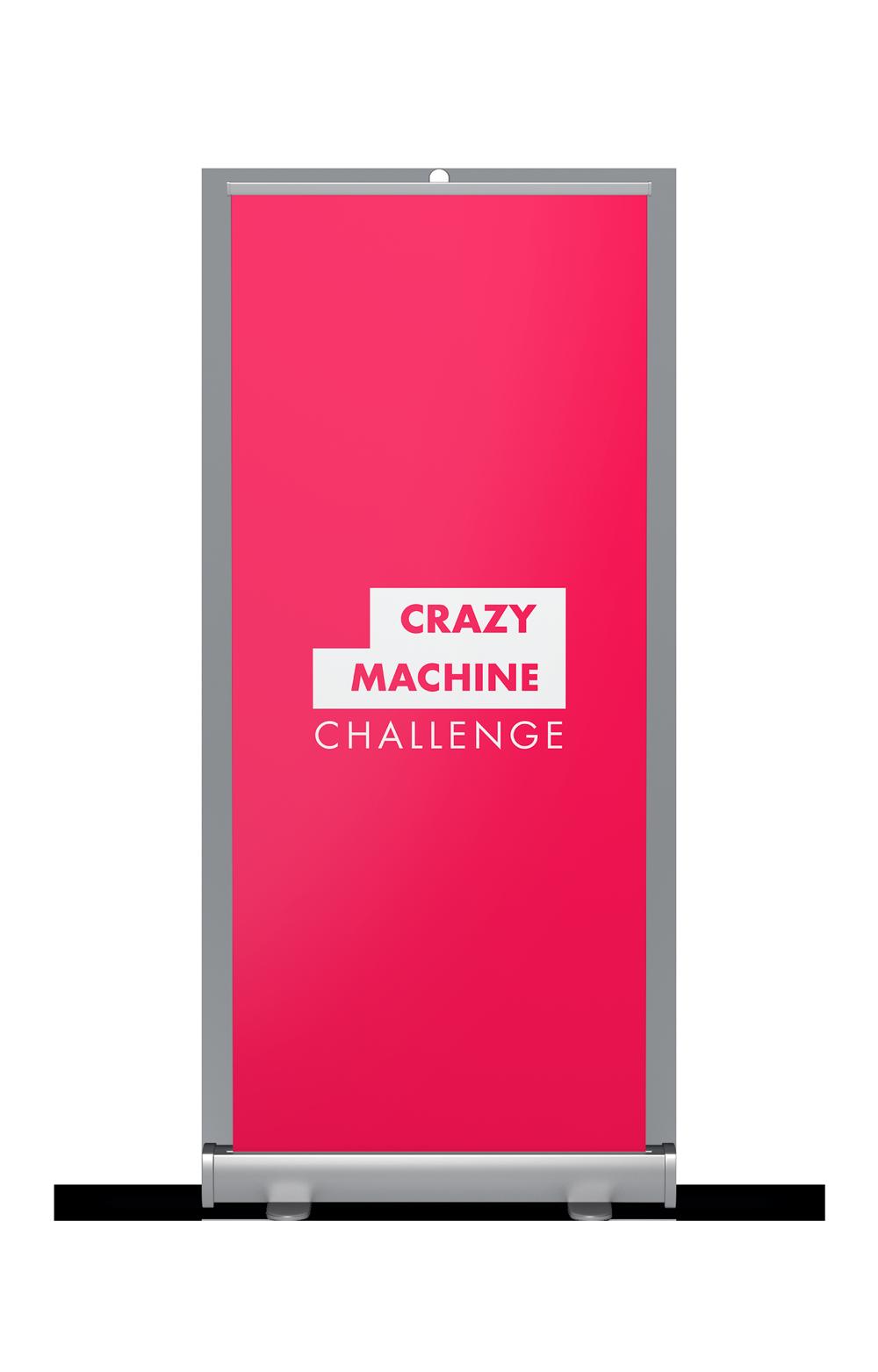 Rollup Crazy Machine Challenge