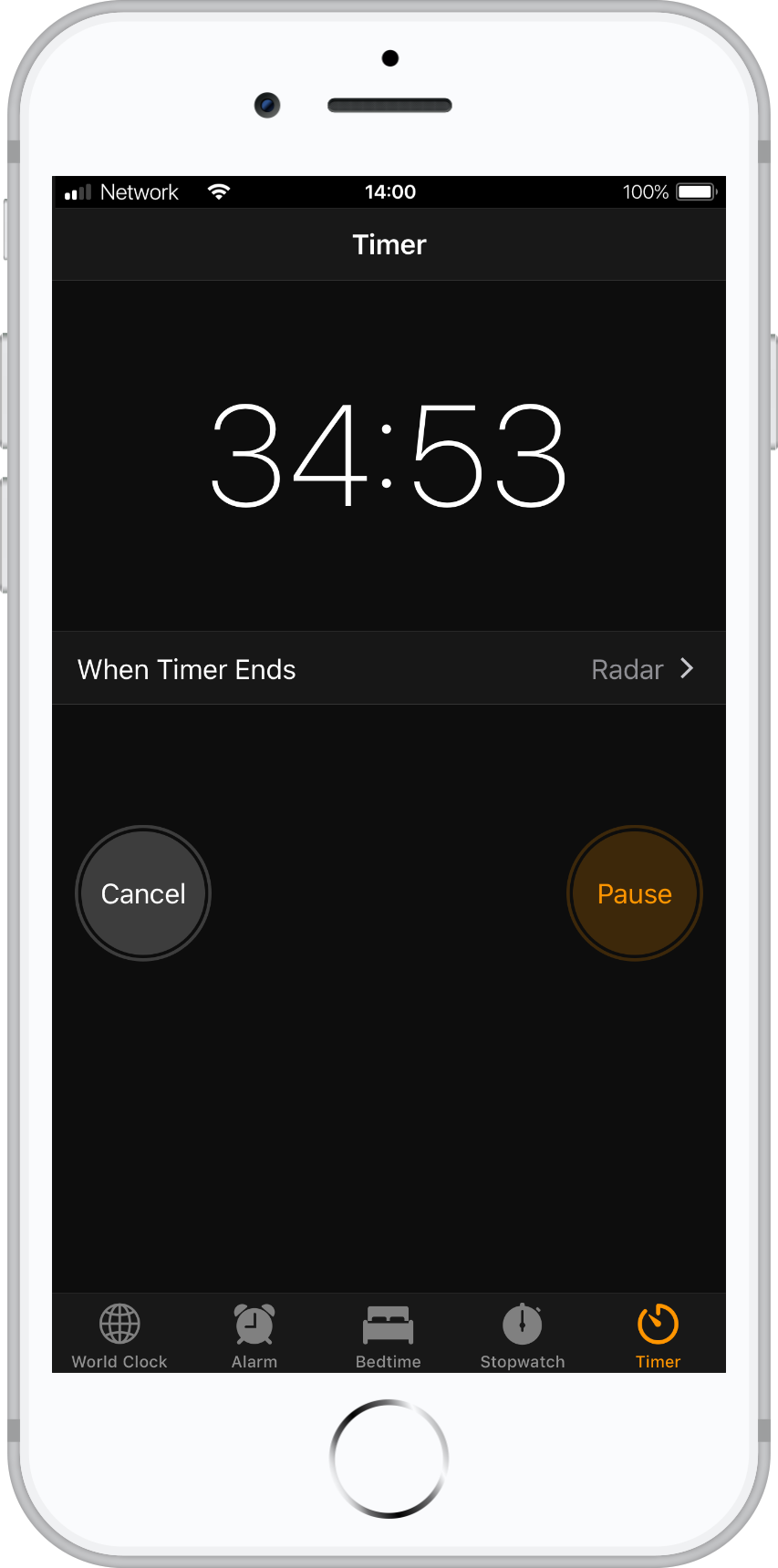 how to set a timer in siri siri user guide