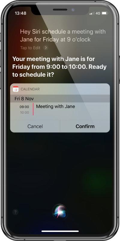Schedule Meeting