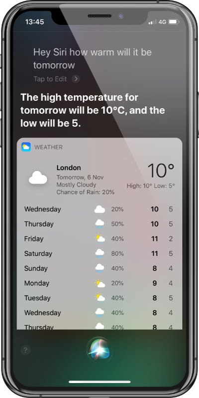 Check Weather