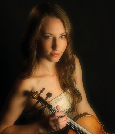 Anna Nilsen - Violín