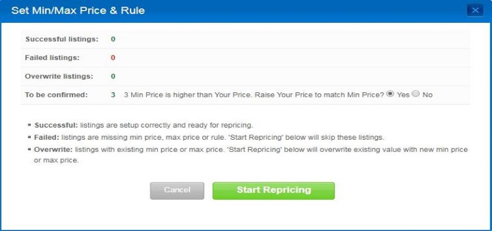 amazon auto pricing