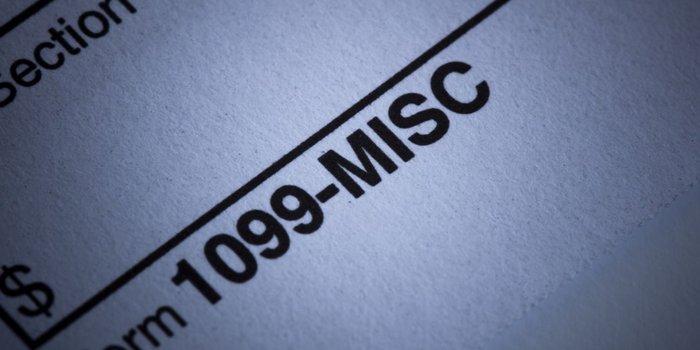 Amazon 1099 Misc