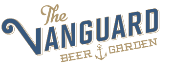 The Vanguard Beer Garden logo