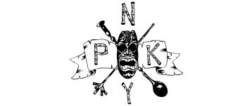 PKNY (Painkiller) Tiki logo