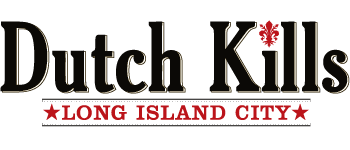 Dutch Kills Bar logo