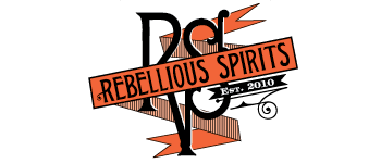 Rebellious Spirits Cocktail Consulting logo