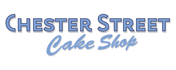 Chester Street Cake Shop logo