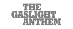 The Gaslight Anthem logo
