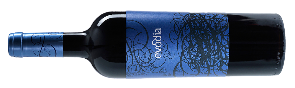Evodia Spanish Garnacha label