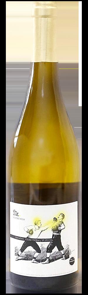ñk wines 2017 Macabeo Blanco bottle