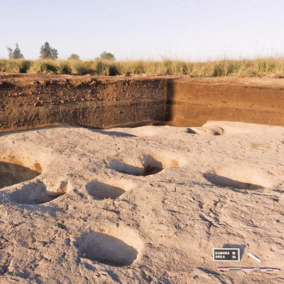 Oudste dorp opgegraven aan de Nijldelta in Egypte
