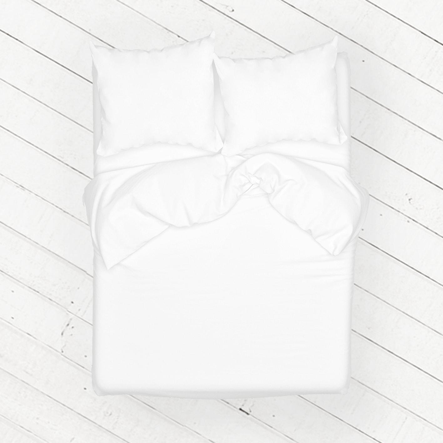White Jasmine dekbedovertrek