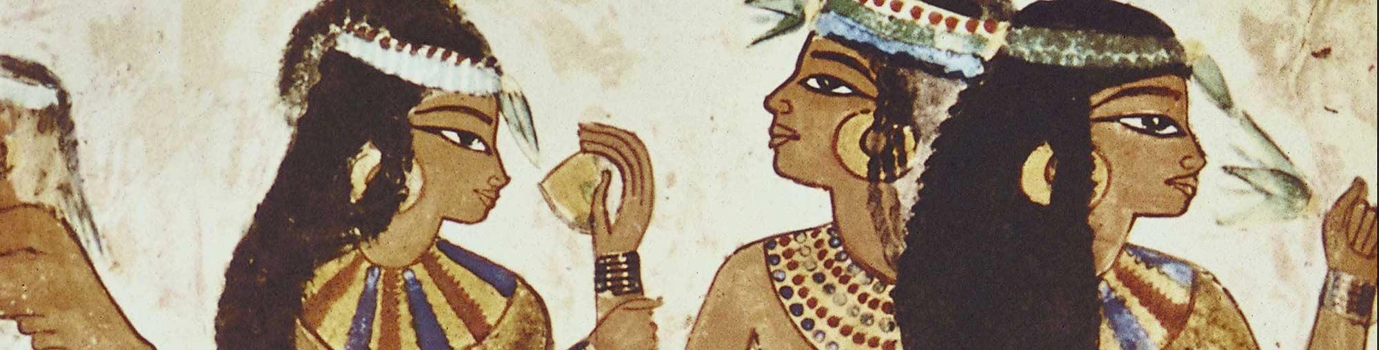 De geschiedenis van Egyptische katoen