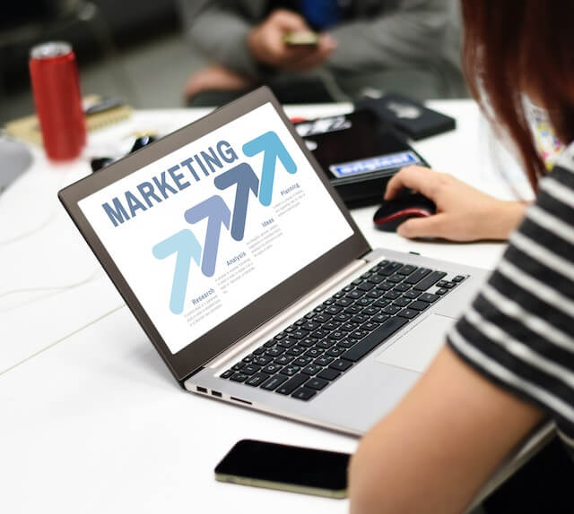 Strategic marketing is making sure that each one of your marketing efforts aligns with your overall goal of connecting your information to the world