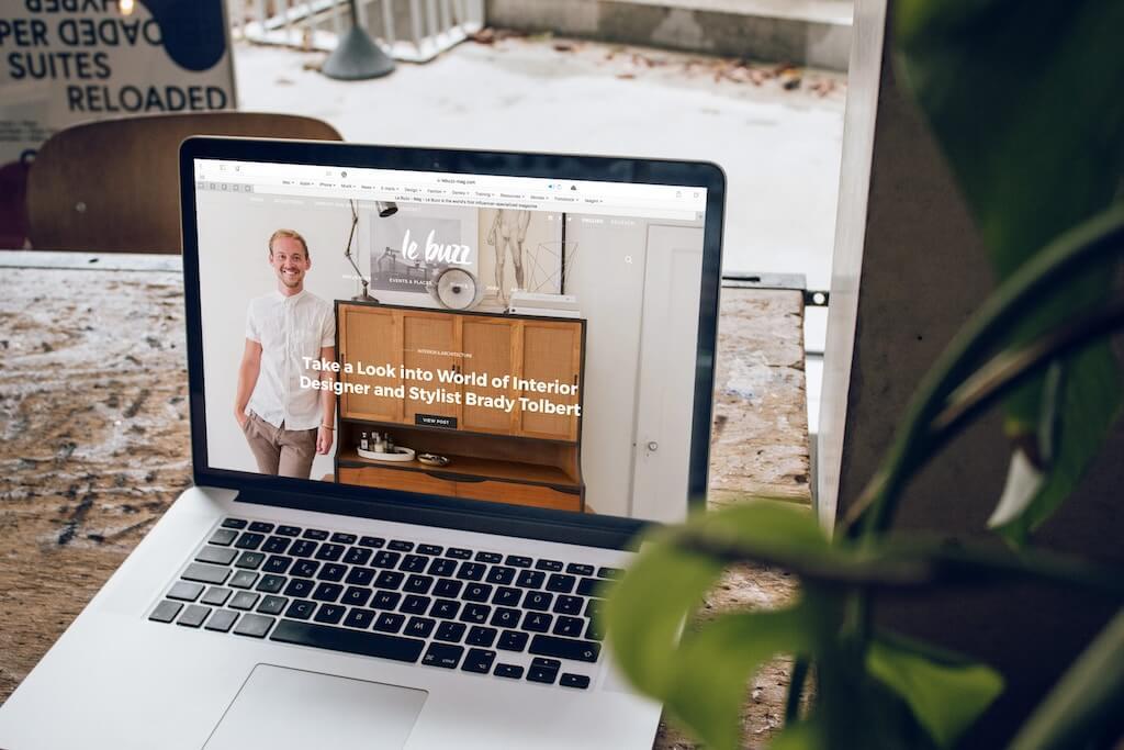 Website Development Funky Howler Style