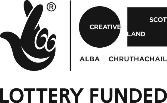 Creative Scotland - Lottery Funded