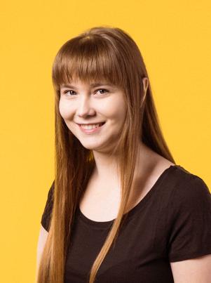 Team member portrait Janeli