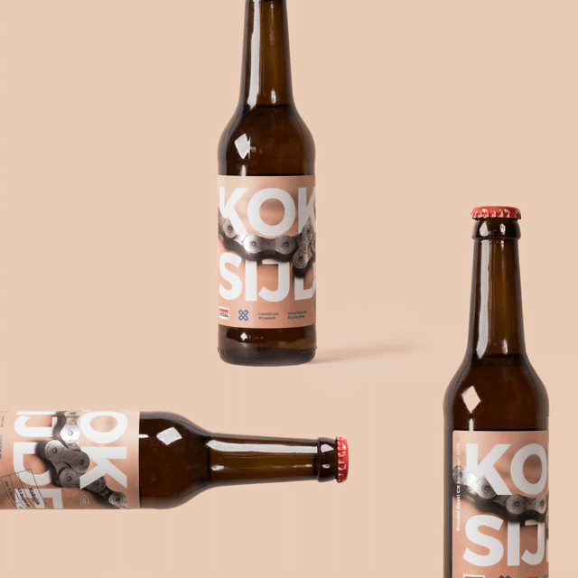 CX beer and branding