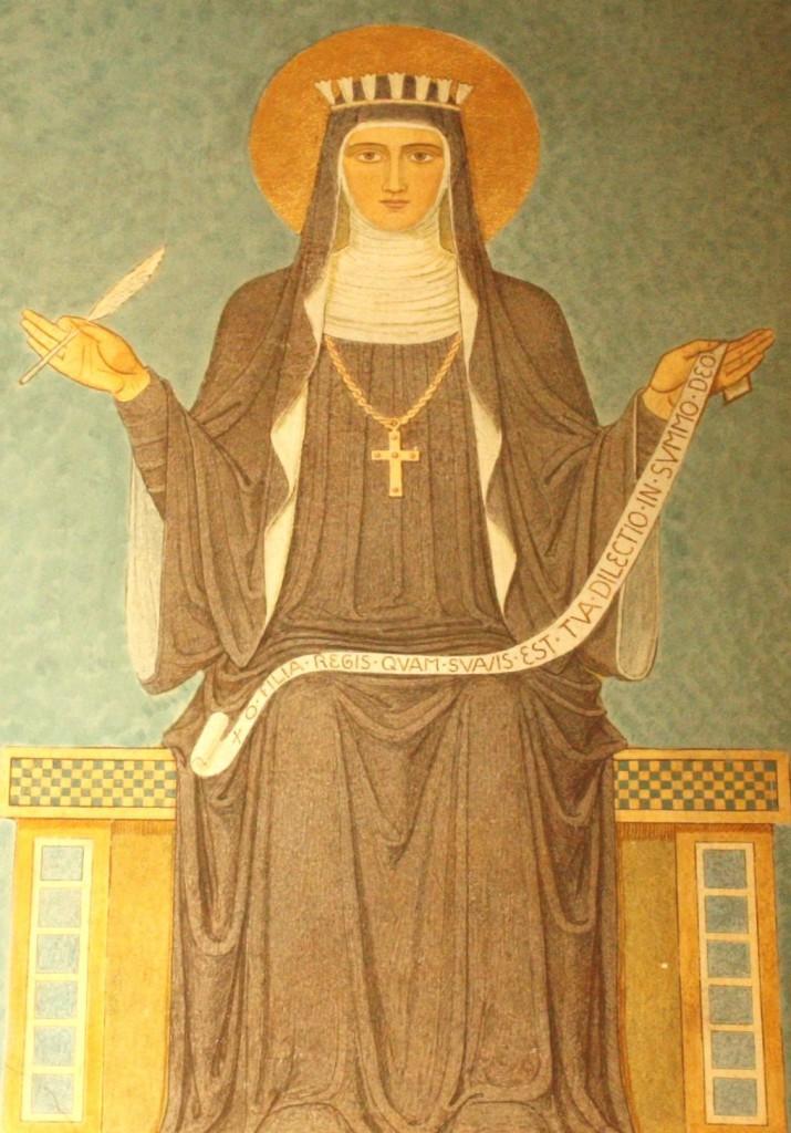Hildegard Von Bingen's (1098-1179)