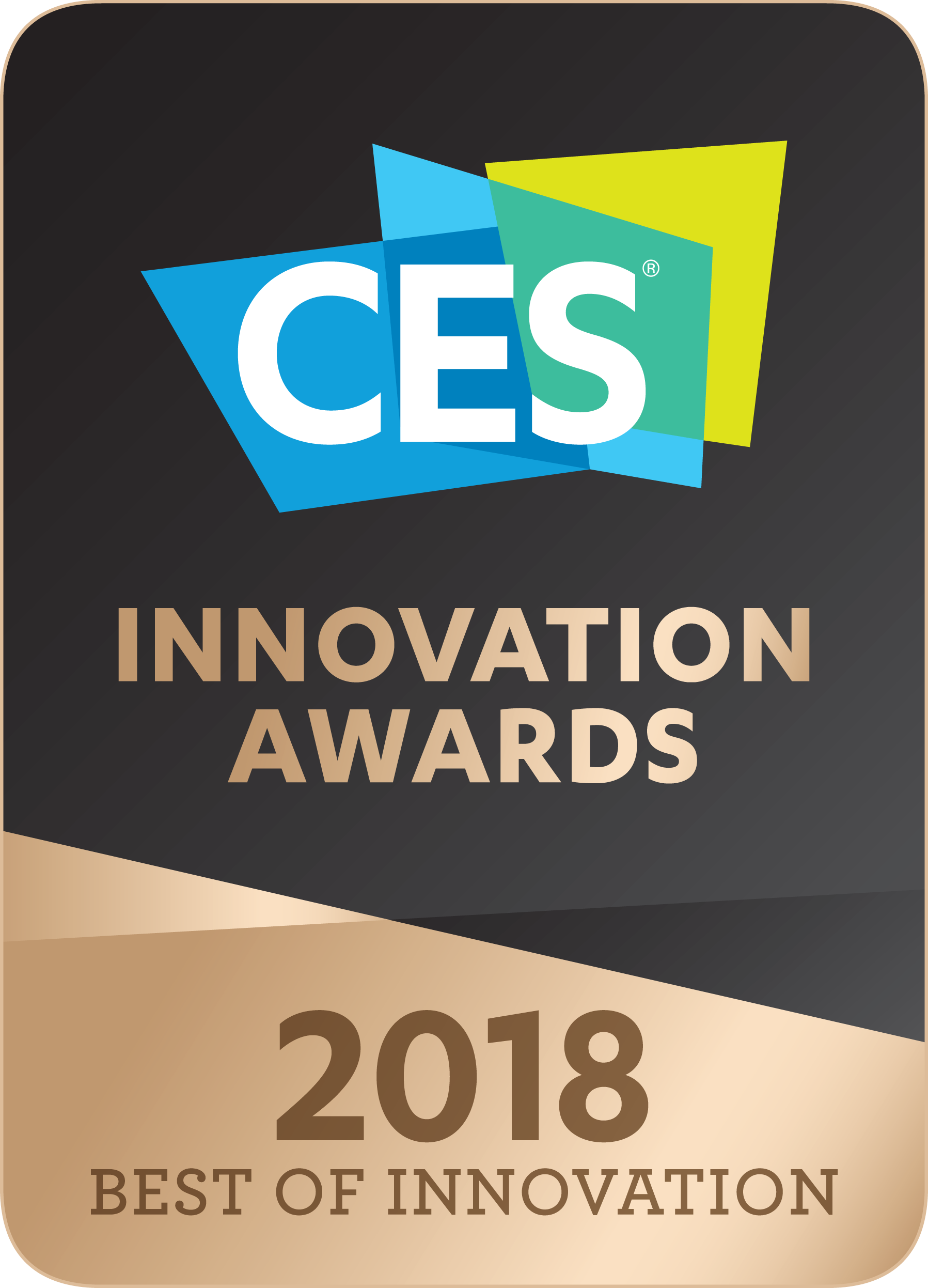 The CES 2018 Best of Innovation Award