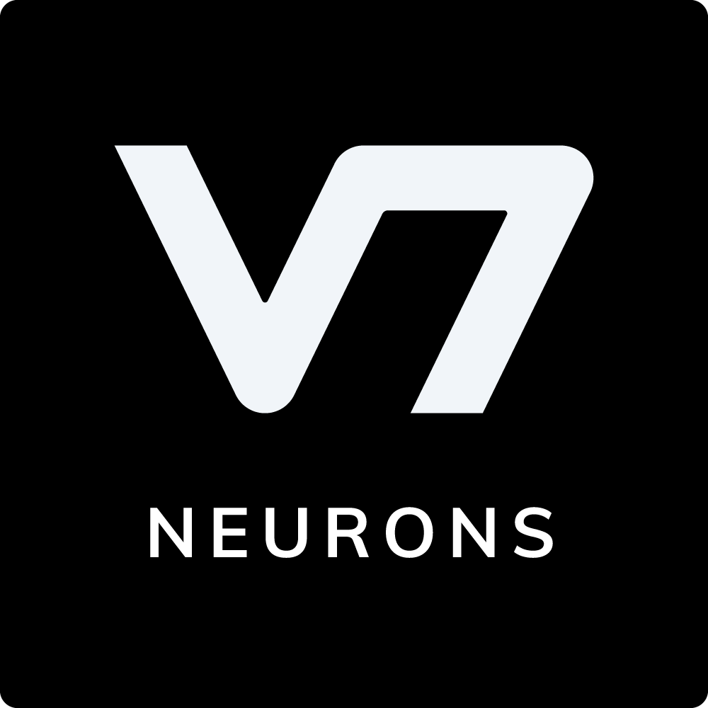 V7 Neurons AI apps