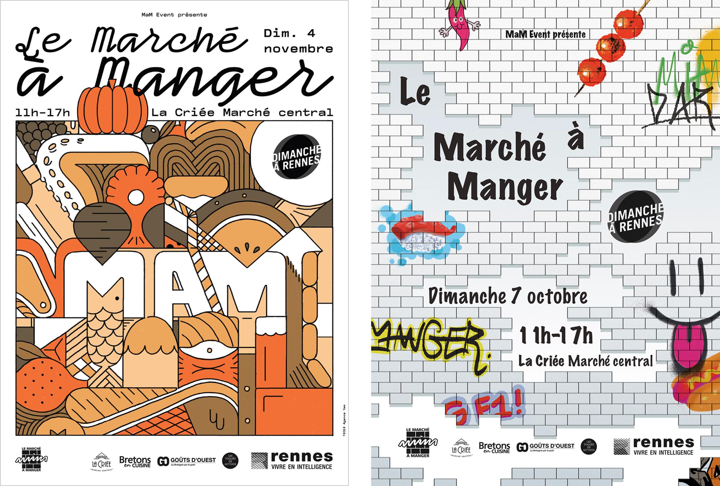 MàM Bretagne Campagne publicité