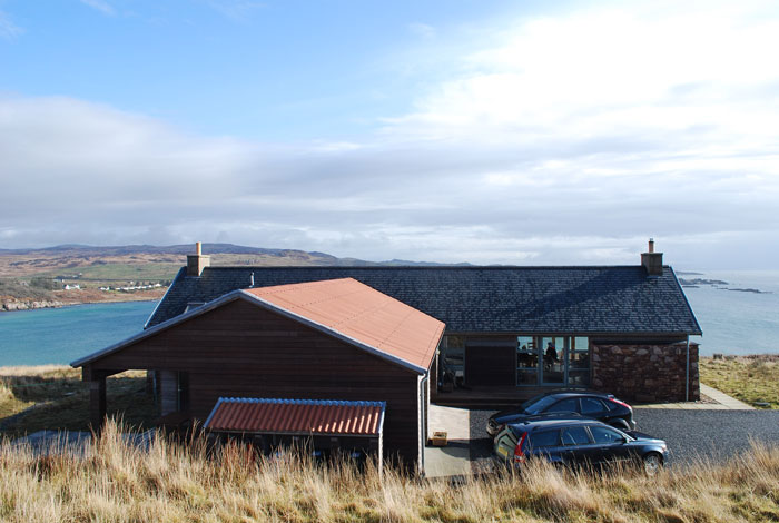 Tom McCardel Associates Architects in Argyll, Scotland