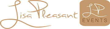 Lisa Pleasant Events Logo