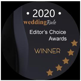 2020 Wedding Rule Editor's Choice Award
