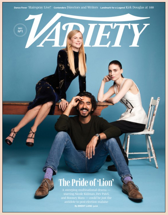 Variety | The Pride of Lion | In House PR