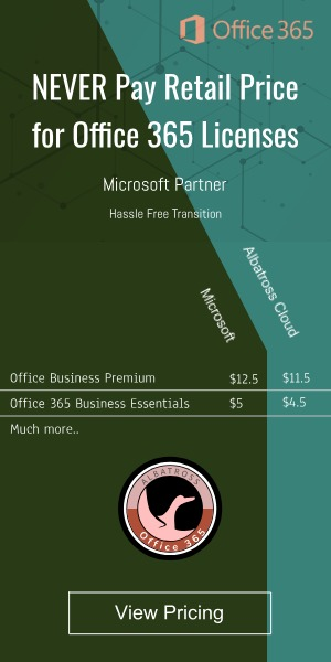 Office 365 Pricing