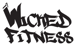 My Concept projects - Wicked Fitness logo