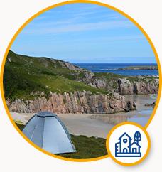 Des campings authentiques