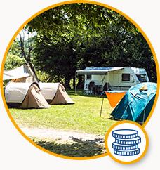 Des campings économiques