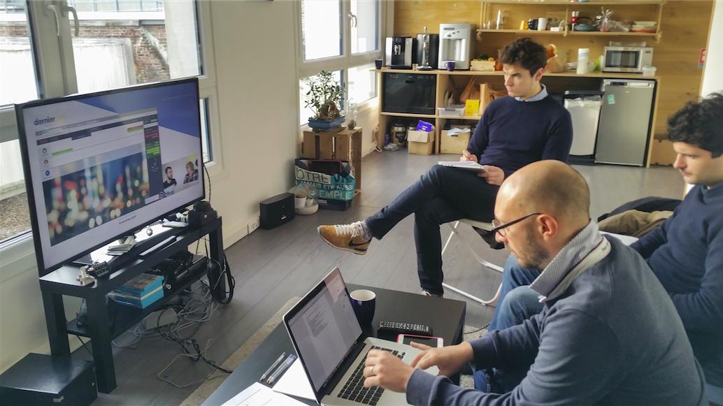 Stopilo Planning planification logiciel application en ligne connecté agenda