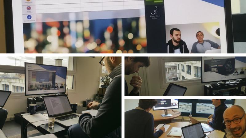 Stopilo planning planification logiciel en ligne connecté agenda équipe