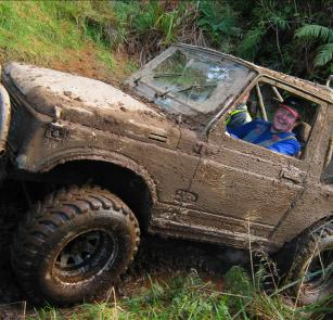 Venturers - King Country 4x4 Camp