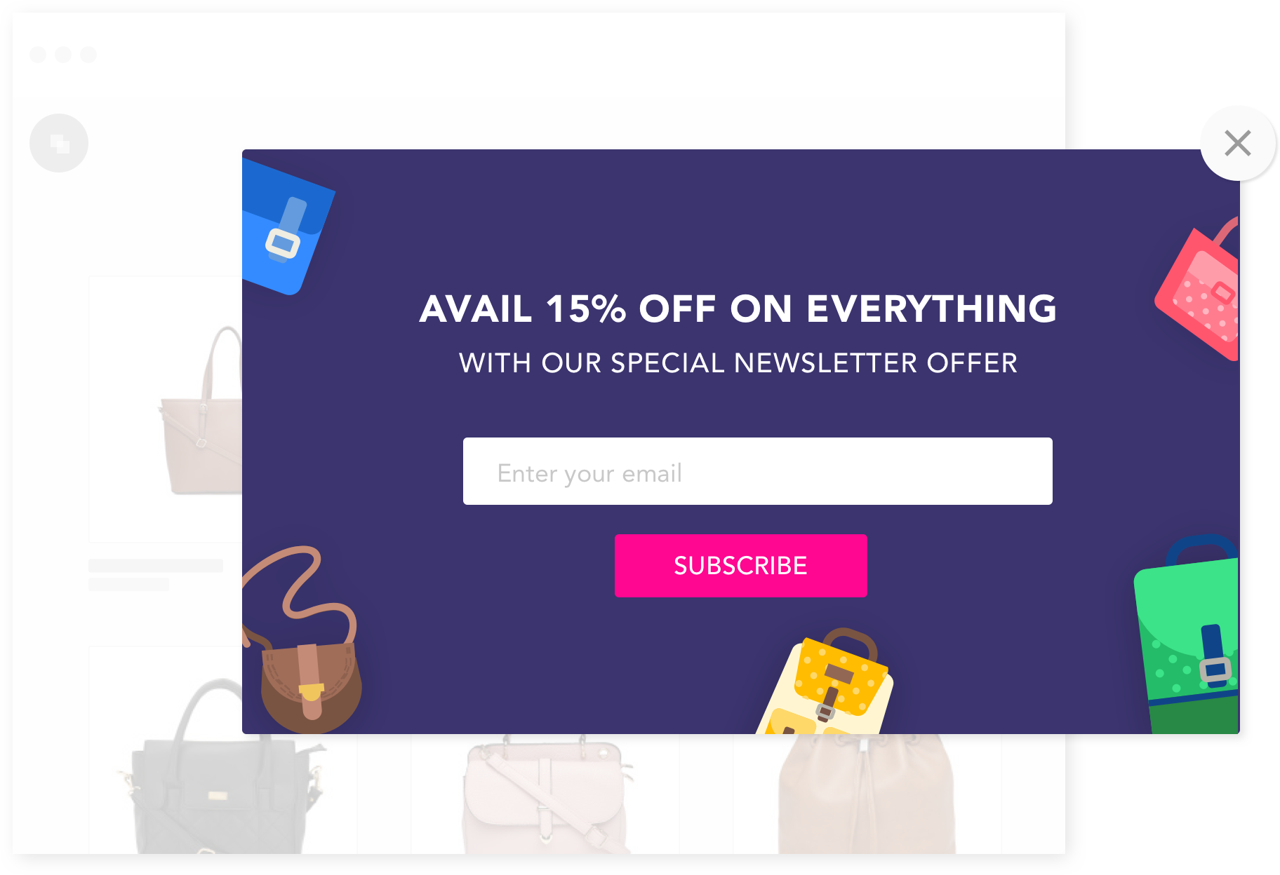Beautiful Popups That Convert