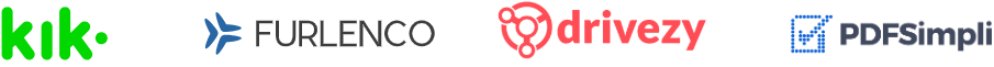 SendX Customer Logos