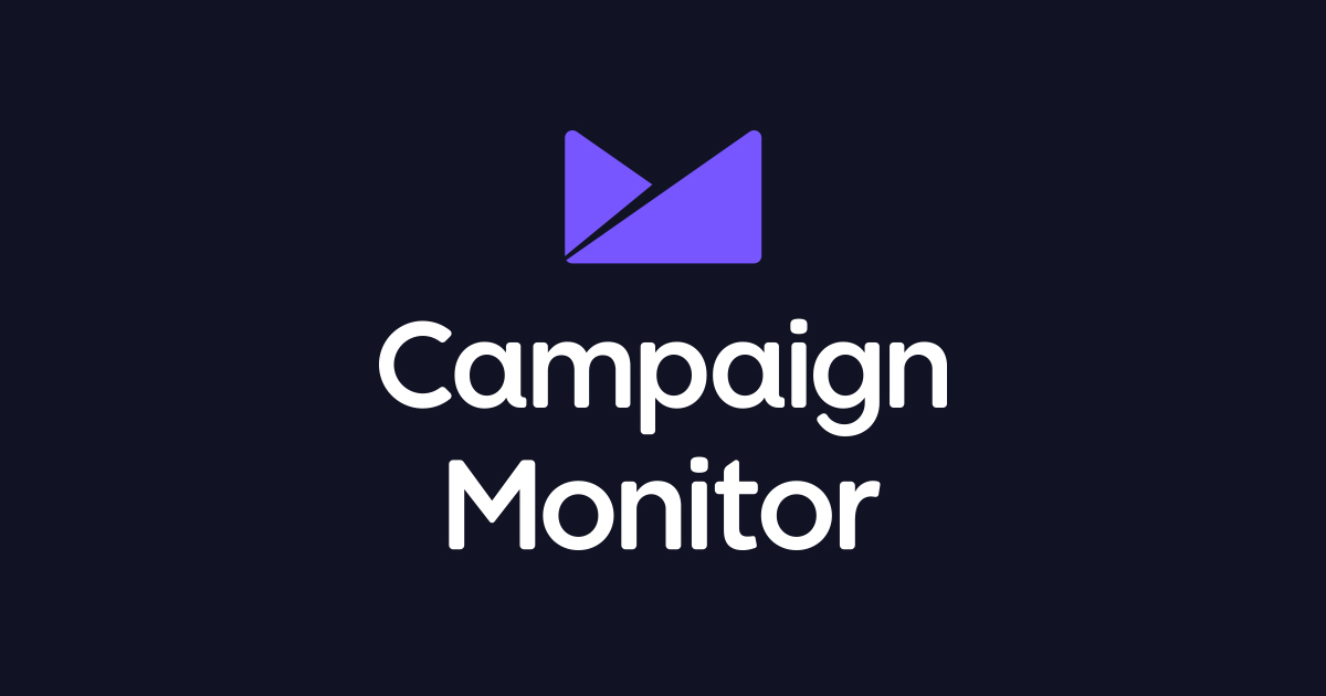 Better than Campaign Monitor