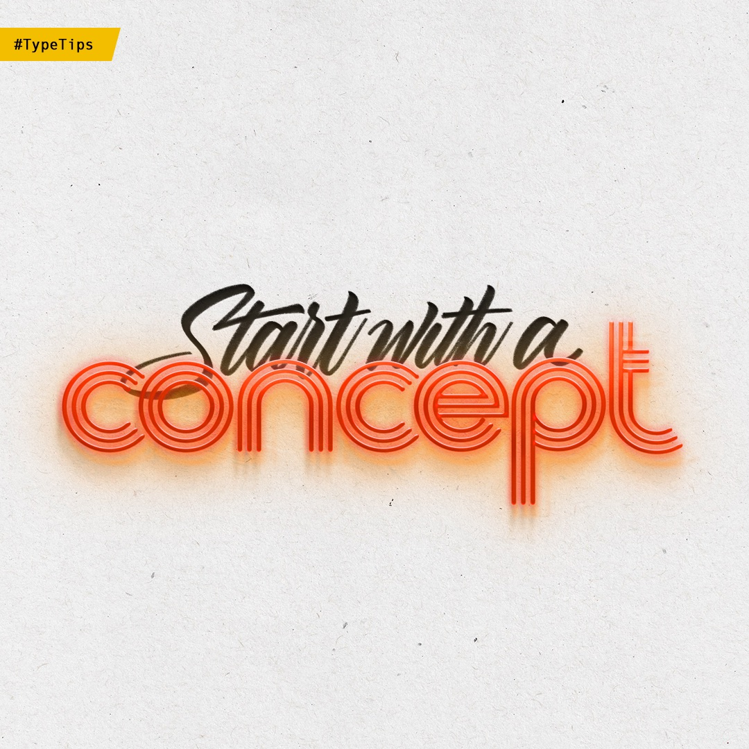 Tips for Typeface design