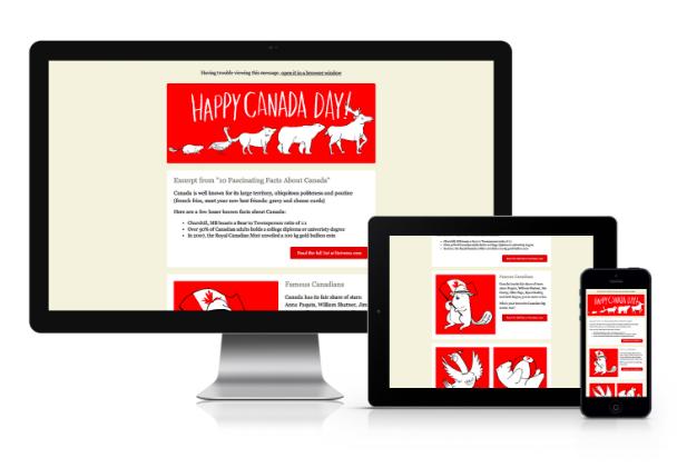 Theme: Canadaday