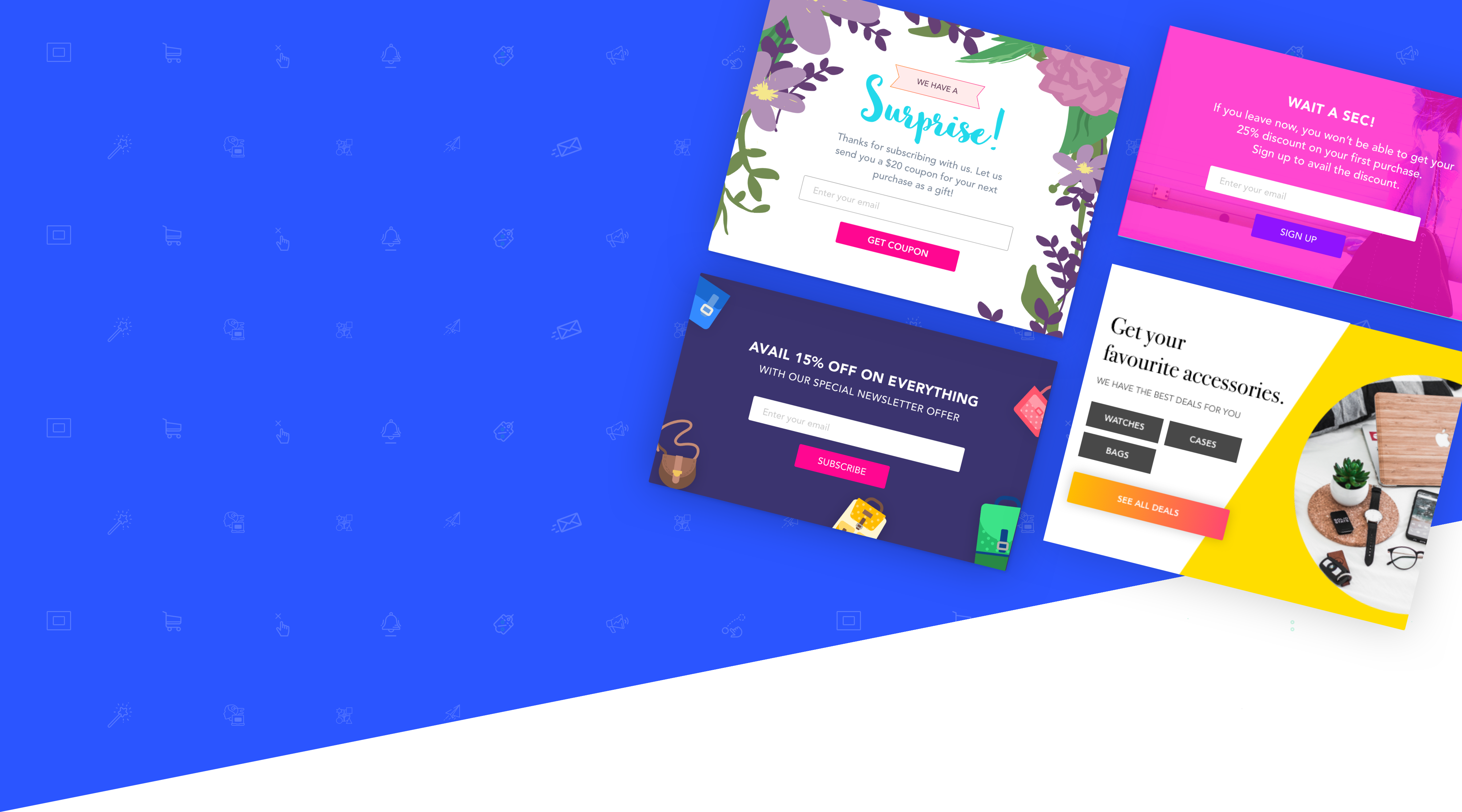 High-Converting Email Templates